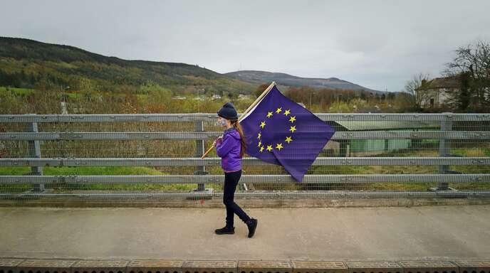Viele Menschen in Nordirland wären gern in der EU geblieben.