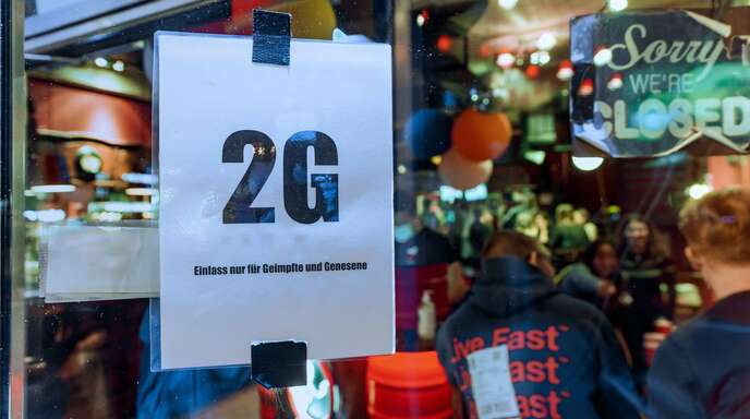 Restaurants dürfen sich künftig für das 2-G-Modell entscheiden.