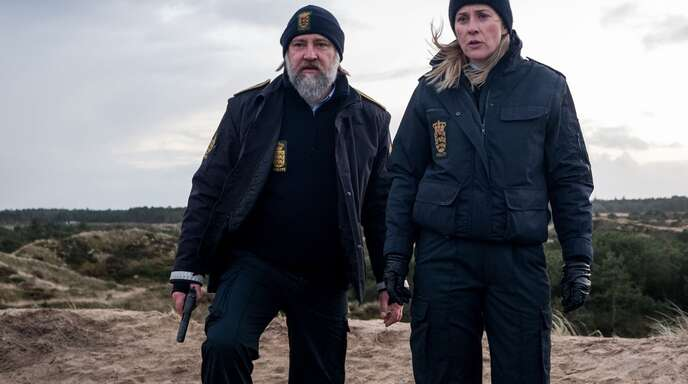 Marlene Morreis und Nicki von Tempelhoff spielen Provinz-Cops.