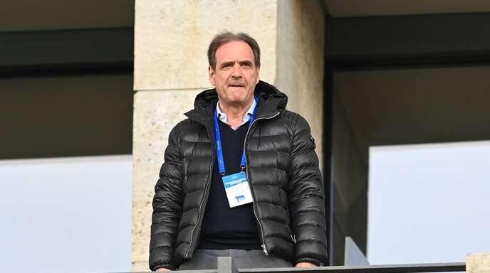 Carsten Schmidt verlässt den Fußball-Bundesligisten Hertha BSC