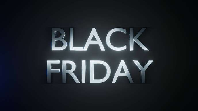 Black Friday (Symbolbild)