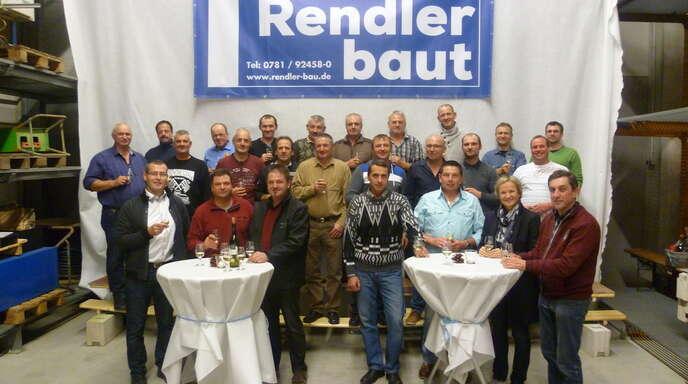 Bauunternehmen Offenburg achern oberkirch veränderungsreichstes jahr für bauunternehmen
