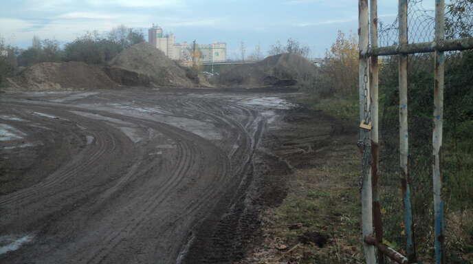 Hier, an dieser Stelle im Straßburger Ölhafen, wollte das Unternehmen Fonroche bohren. Heute wurde bekannt, dass die Firma auf das Tiefengeothermie-Projekt bei Kehl verzichten wird.