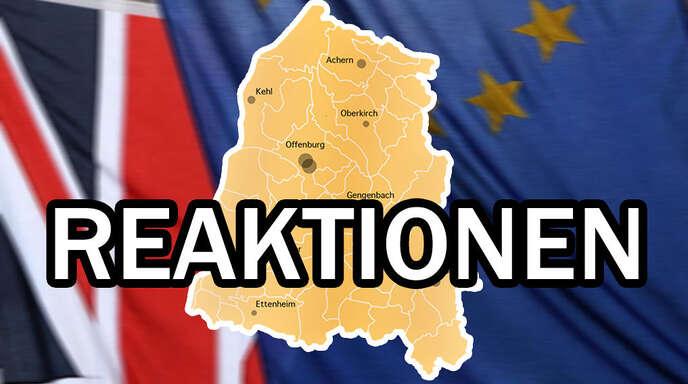 Großbritannien tritt aus der EU aus. Die Folgen davon wird auch die Ortenau zu spüren bekommen.