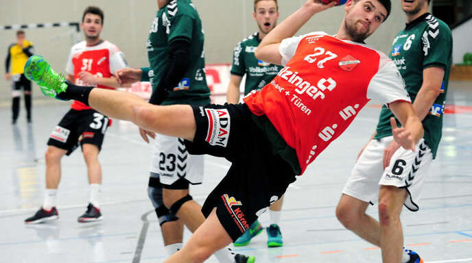 Lokalsport Handball-Oberliga TV Willstätt siegt im Südbaden-Derby ...