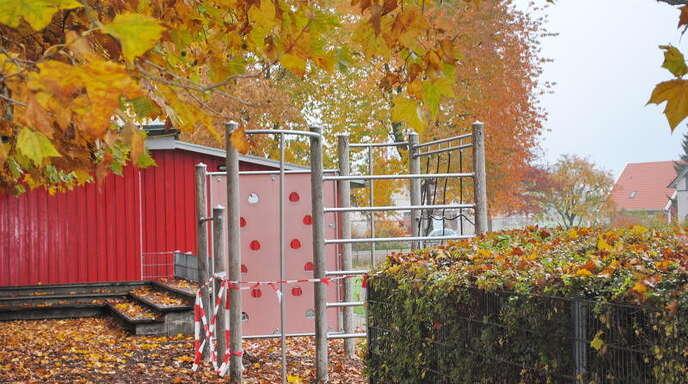 Klettergerüst Schule : Offenburg griesheim klettergerüst der schule ist gesperrt