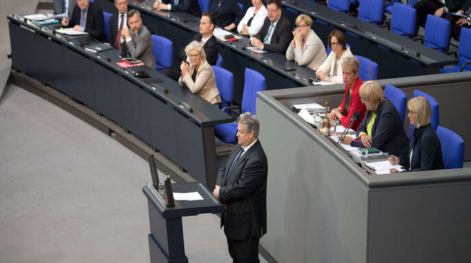 Thomas Seitz, MdB aus Lahr, hatte die AfD-Schweigeminute am Freitag initiiert.