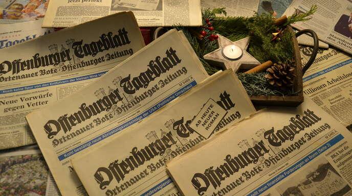 """Um 13 Uhr fällt der Startschuss für unsere große Zeitungsverkaufsaktion zugunsten von """"Leser helfen""""."""