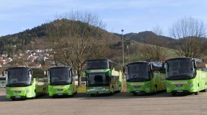 Busreisen Ortenau