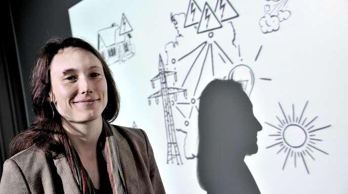 Professorin Anke Weidlich beschäftigt sich damit, wie die zur Verfügung stehende regenerative Energie besser genutzt werden kann.