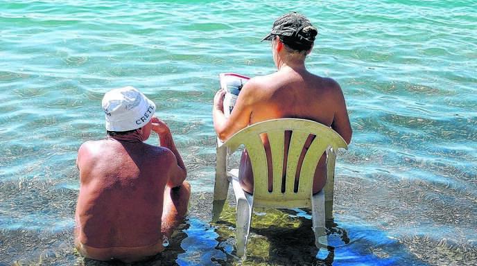 kinder nackt am strand erlaubt