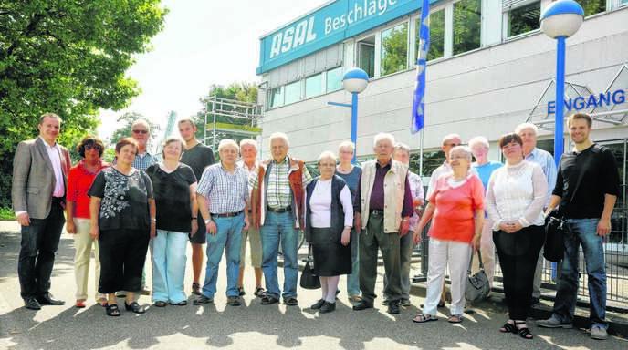 Asal Offenburg offenburg ot sommeraktion offenes werkstor leser besichtigen asal