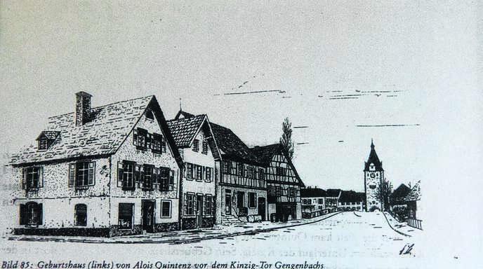 Schaub Gengenbach offenburg gengenbach ein haus voller geschichte n nachrichten der