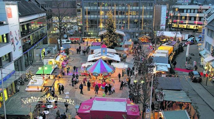 Weihnachtsmarkt Achern