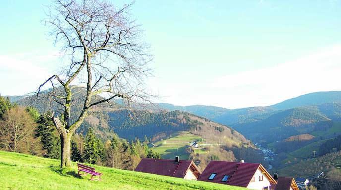 Achern Oberkirch Bad Peterstal Griesbach Baugebiet Schone