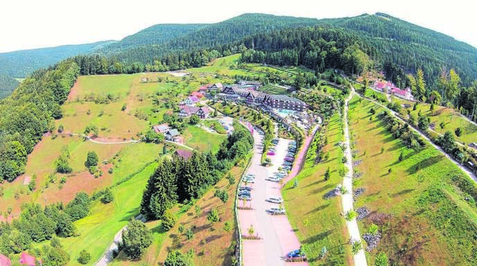 Achern Oberkirch Bad Peterstal Griesbach Hotel Dollenberg Baut
