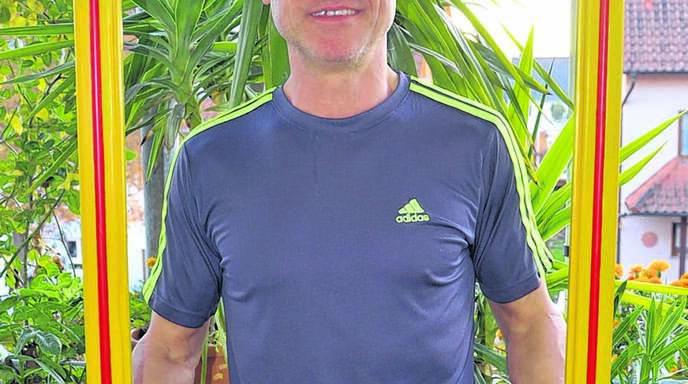 Dan Hoffmann (51) schätzt die freundlichen Menschen in seiner Nachbarschaft.