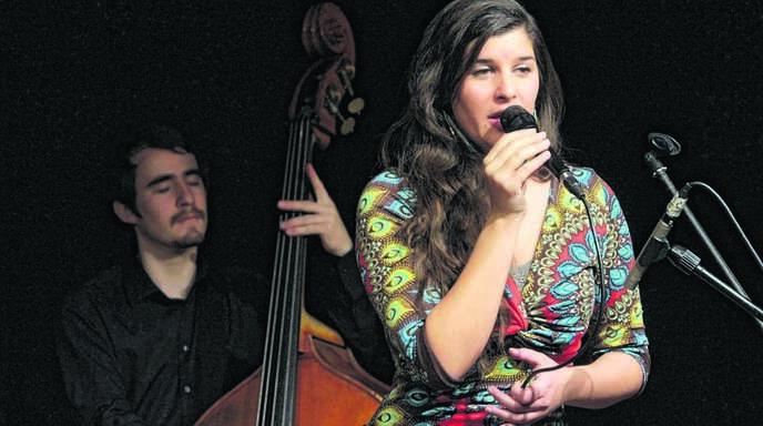 Kokettiert mit modernen Grooves: Sängerin Filippa Gojo.