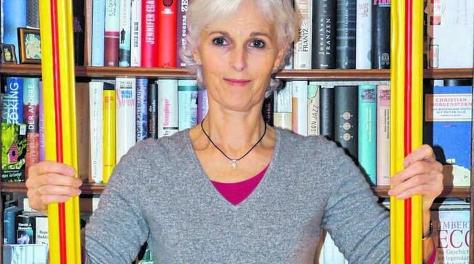 Marie-Luise Wiechers (59) schätzt an Heiligenzell die gute Nachbarschaft.