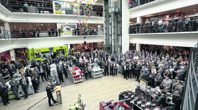 Offenburg Offenburg Möbel Braun In Offenburg Offiziell Eröffnet