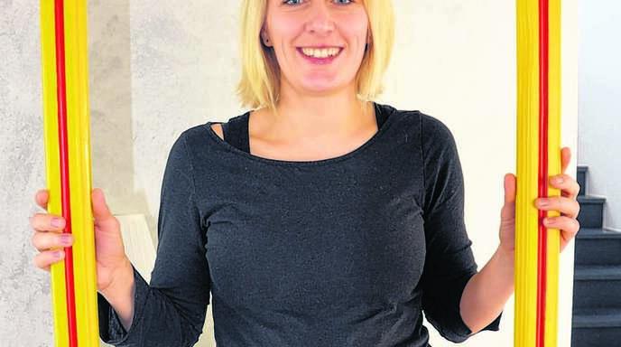 Jule Keller (32) bekommt im Jubiläumsjahr von Heiligenzell ihr drittes Kind.