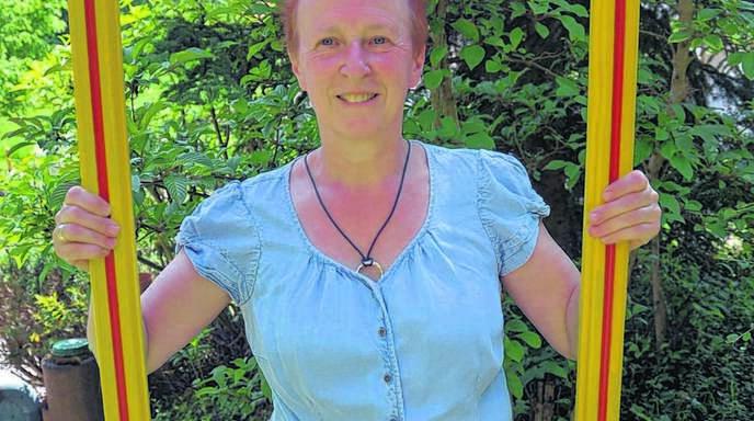 Christa Schlageter (55) freut sich schon auf Freitag, 17. Juni. Da startet das große Festwochenende.