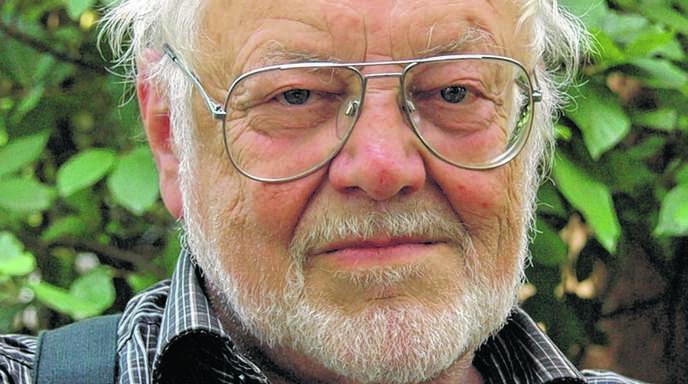 Der Acherner Maler und Künstler Reinhard Lorenz verstarb mit 86 Jahren.