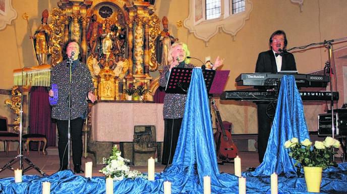 Die Schwarzwadfamilie Seitz begeisterte mit ihrem Auftritt in Sasbachwalden.