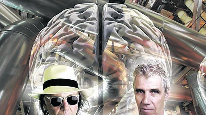 Dream Control: Zeus Held (links) und Steve Schroyder.