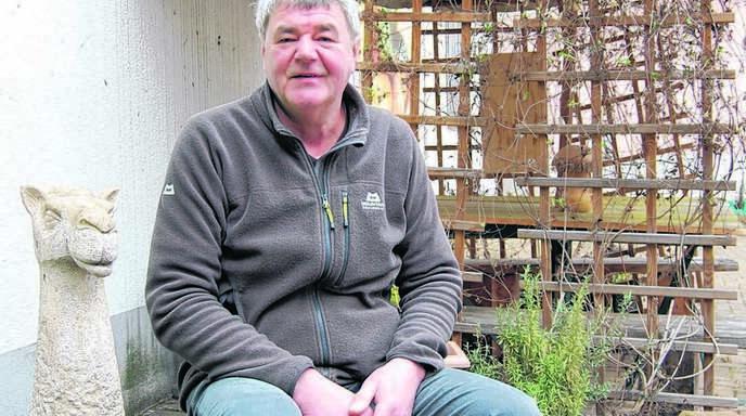 Harald Klenschewski sitzt künftig für die Grüne Liste Umweltschutz im Gemeinderat. Eines seiner Themen soll der Wald werden.