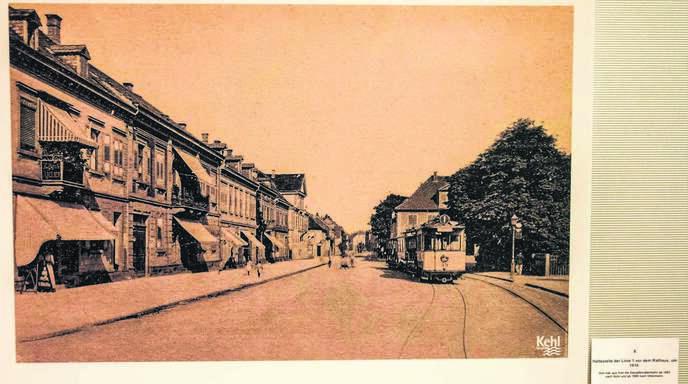 Ein Langer Weg Die Geschichte Der Tram Kehl Straßburg