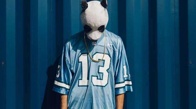 Rapper Cro wird Mitte Juni auf dem »Kamehameha«-Festival auftreten.
