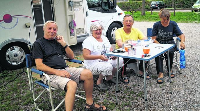 Gäste aus dem europäischen Ausland zieht es zum Wohnmobil-Stellplatz nach Achern.