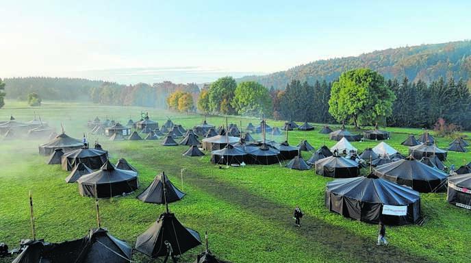 Viel zu erleben gab es für die Renchtäler Pfadfinder im Großlager auf der Schwäbischen Alb.