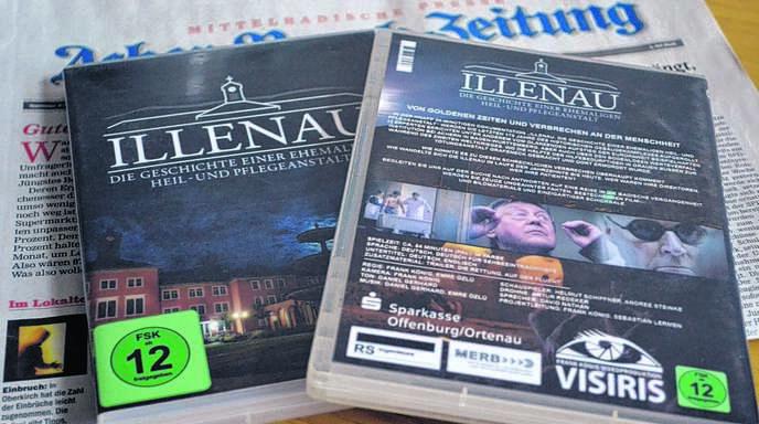 Ab dem 19. Dezember ist die DVD zur Illenau-Doku, die mehr als 4000 Kinobesucher bereits gesehen haben, erhältlich.