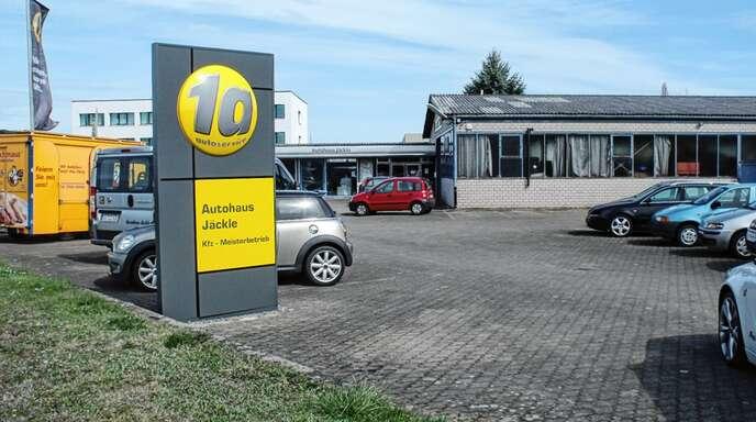 Das Autohaus Jäckle in Oberschopfheim gehört nun zur Von-der-Weppen-Gruppe Stuttgart.