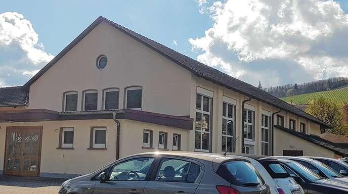 So sieht die Turnhalle in Durbach bislang aus. Nach der Sanierung und Erweiterung, die Anfang Mai beginnt, soll sie als Mehrzweckhalle genutzt werden können.