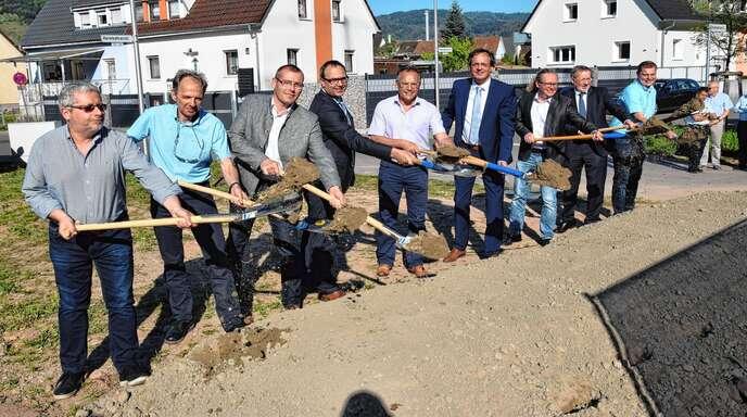 Achern oberkirch sozialer mietwohnungsbau oberkirch - Architekt oberkirch ...