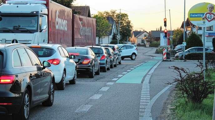 Verkehr Offenburg