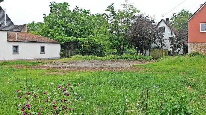 Vor zwei Jahren brannte ein gemeindeeigenes Haus in Nonnenweier ab. Nun wird ein Neubau geplant.