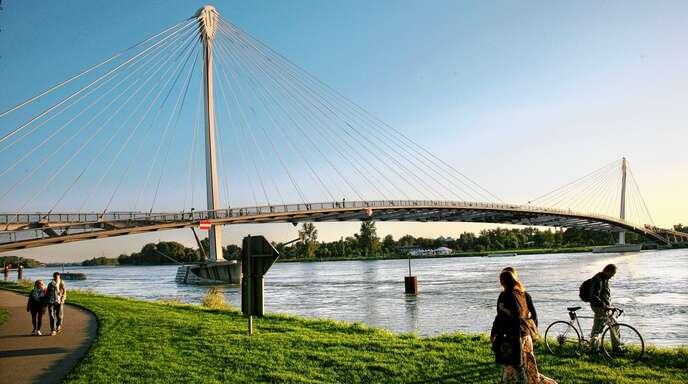 Die Umfrage-Ergebnisse des Straßburger Entwicklungsrats sollen Aufschluss übers Wohlbefinden der Bewohner der zwei Rheinufer geben und in die Politik einfließen.