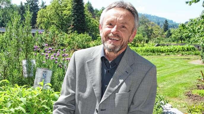 Eine lebendige Beziehung zu Gott ist Werner Ruschil sehr wichtig. Am Pfingstmontag feiert er sein 40-jähriges Priesterjubiläum.
