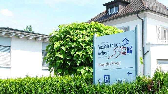 Die Sozialstation wird das Haus in der Martinstraße 56 auf erbbaurechtlicher Basis übernehmen.