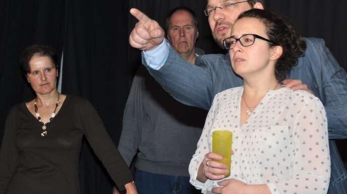 Mit »einer richtig guten Besetzung« soll auch das neue Stück des Illenau-Theaters begeistern, für das jetzt kräftig geprobt wird.
