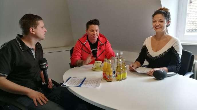 Kultur Besuch Bei Hitradio Ohr Die Immer Lacht Sängerin Kerstin