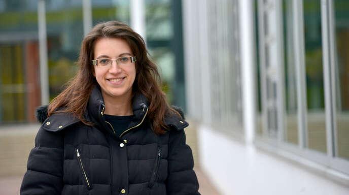 Fabiana Favata, Dekanatsassistentin der Fakultät Elektrotechnik und Informationstechnik, ist an der Offenburger Hochschule Koordinatorin für die Integration von Geflüchteten ins Studium.