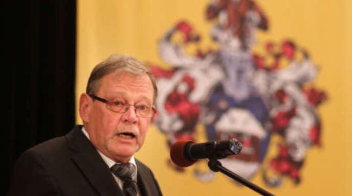 Heribert Hauschild ist der aktuelle Hochmeister der Kaltloch-Gesellschaft. Noch immer gelten die liberalen Ideale, doch geht es vermehrt auch um Geselligkeit.