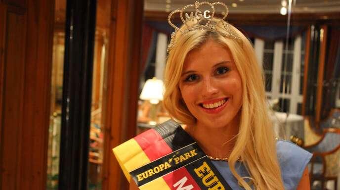 """Die neue """"Miss Schwarzwald"""": Céline Willers aus Stuttgart."""