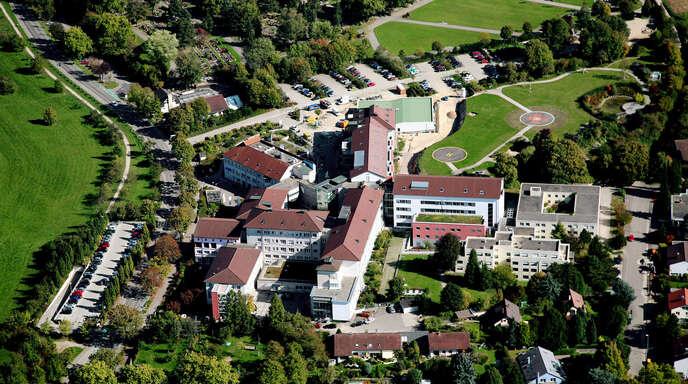 Zur Unterstützung des Ortenau- Klinikums, hier die St.-Josefsklinik, wurde der Spitalverein gegründet.