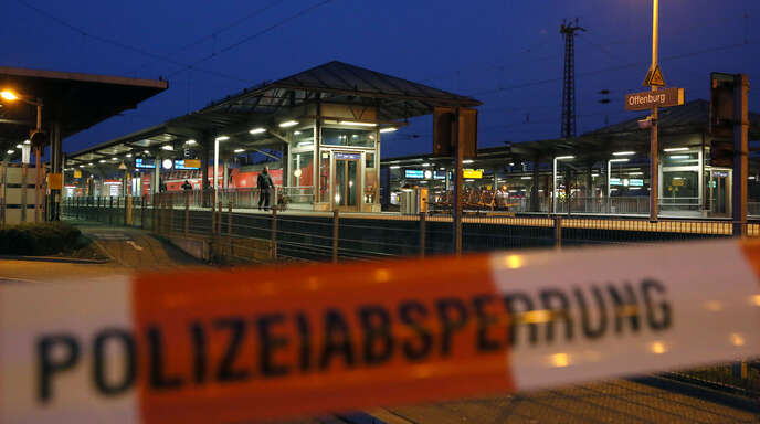 Offenburg Bombendrohung